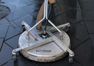 Paver & Concrete Cleaning